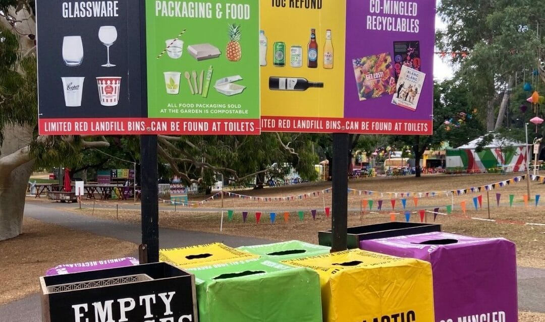 Recycling Organics with The Garden of Unearthly Delights